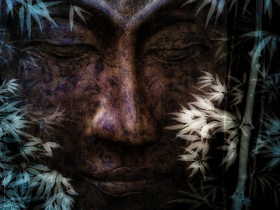 Indian River Digital Art - Forest People by Daniel Hagerman