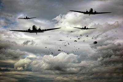 101st Photograph - Forever Airborne by Jason Green