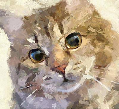 House Pet Digital Art - Forever Friends by Yury Malkov