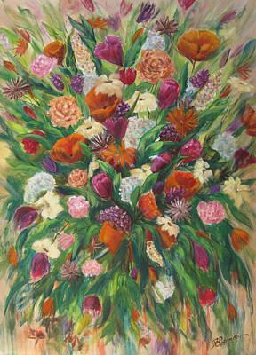 Forever In Bloom Art Print