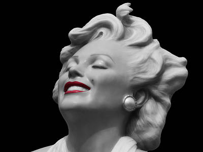 Beers On Tap - Forever Marilyn by Linda Dunn
