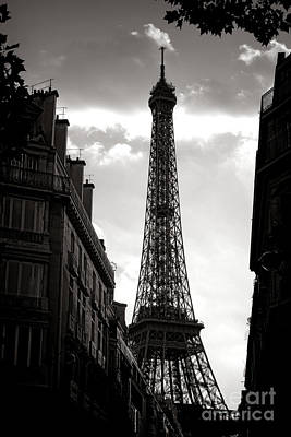 Photograph - Forever Paris  by Olivier Le Queinec