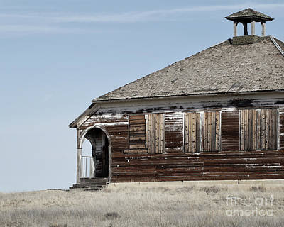 Prairie Style Photograph - Forever Recess by Alison Sherrow