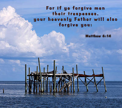 Photograph - Forgive Men  by Sheri McLeroy