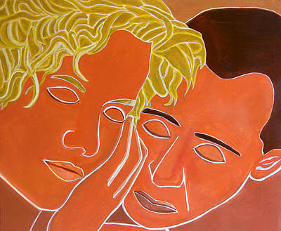 Pair Digital Art - Forgiveness by Gina Dsgn