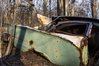 Photograph - Forgotten Classic by Andrew Pacheco