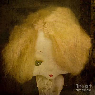 Photograph - Forgotten Doll by Victoria Herrera