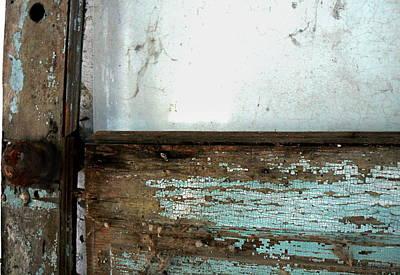Forgotten Door Art Print