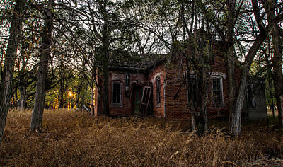 Photograph - Forgotten IIi by Aaron J Groen