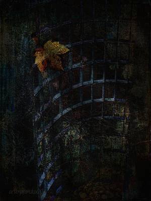 Abandoned Digital Art - Forgotten by Mimulux patricia no No