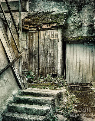 Photograph - Forgotten Place by Jutta Maria Pusl