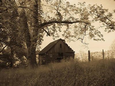 Photograph - Forgotten by Robert J Andler