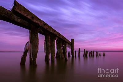 Photograph - Forgotten Sunrise by Matt  Trimble