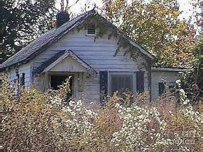 Photograph - Forgottn Places by Fortunate Findings Shirley Dickerson