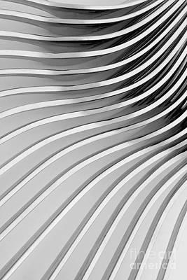Conceptual Abstraction Digital Art - Forks II by Natalie Kinnear