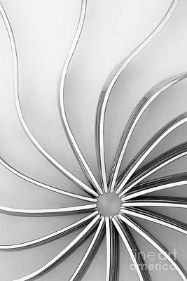 Fine Curved Digital Art - Forks IIi by Natalie Kinnear