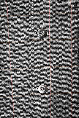 Formal Jacket Art Print by Tom Gowanlock