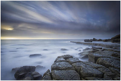 Photograph - Forresters Beach Sunrise 1 by Steve Caldwell