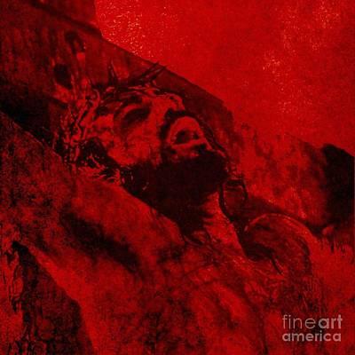 Painting - Forsaken 2 by Michael Grubb