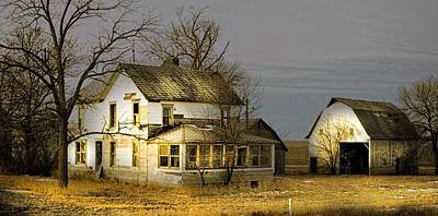 Photograph - Forsaken And Forlorn by Bonfire Photography