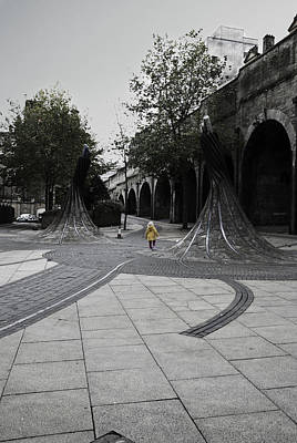 Forster Square Art Print by Riley Handforth