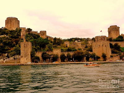 Photograph - Fort Along Med River by John Potts