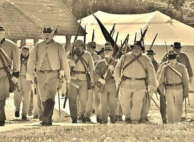 Photograph - Civil War Photography 1 by Jocelyn Stephenson