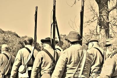 Photograph - Civil War Photography 2 by Jocelyn Stephenson