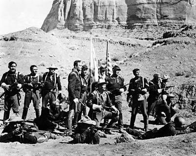 1940s Movies Photograph - Fort Apache  by Silver Screen