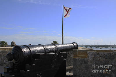Photograph - Fort Cannon by Chris Thomas