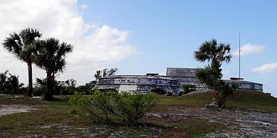 Photograph - Fort Charlotte Nassau Bahamas by Keith Stokes