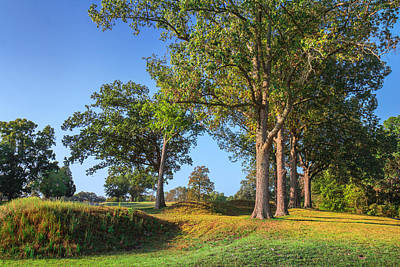 Photograph - Fort Donelson by Mary Almond