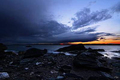Narragansett Photograph - Fort Getty by Lourry Legarde