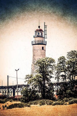 Fort Gratiot Lighthouse Original by Chris Smith
