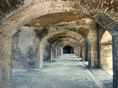 Fort Jefferson Dry Tortugas Art Print by James DeFazio