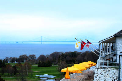 Photograph - Fort Mackinac 2 by Scott Hovind