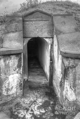Photograph - Fort Moultrie Entry by Dale Powell