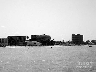 Photograph - Fort Myers Beach.florida by Oksana Semenchenko