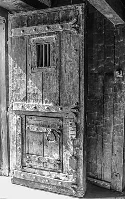 Photograph - Fort Niagara Door by Kathleen Scanlan