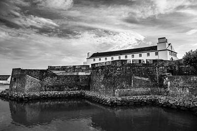 Photograph - Fort Of Sao Bras by Eduardo Tavares