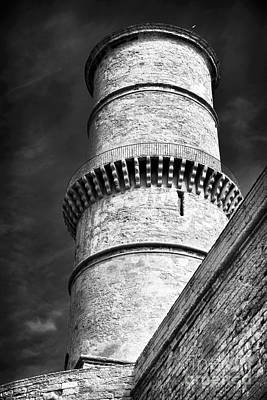 Fort Saint-jean Tower Art Print