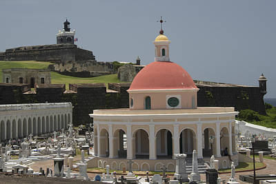Photograph - Fort San Felipe Del Morro by Theodore Jones