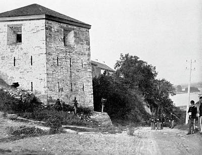 Photograph - Fort Snelling by Granger