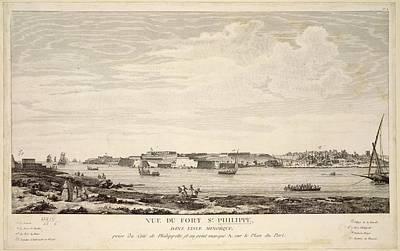Fort Stphilippe Art Print