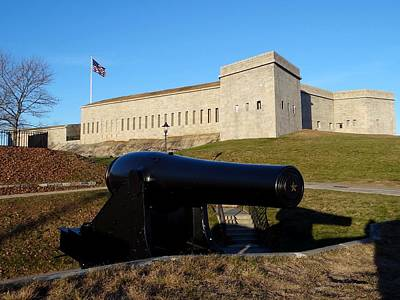 Photograph - Fort Trumbull by Keith Stokes