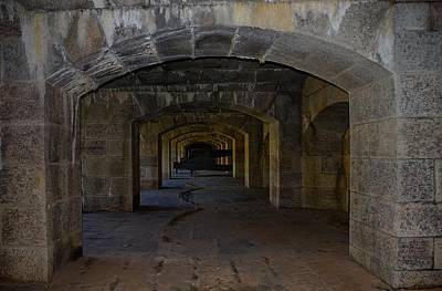 Photograph - Fort Wadsworth by Steven Richman