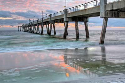 Photograph - Fort Walton Beach by JC Findley
