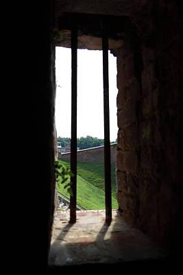 Cannons Photograph - Fort Washington Park - 121218 by DC Photographer