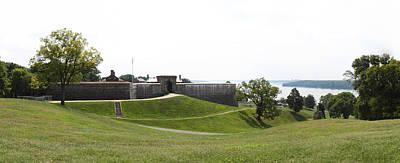 Fort Washington Park - 12124 Art Print by DC Photographer