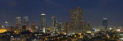 Carter Photograph - Fort Worth Skyline 5 by Rob Greebon